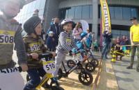 100 dzieci wystartowało w Strider Racing