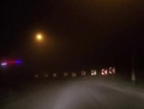 Gdyńskie serpentyny we mgle