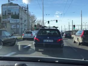 Bardzo ciasno w centrum Gdyni