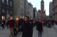 Droga krzyżowa na ulicach Gdańska