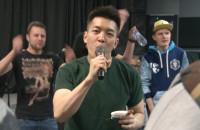 Singapurski beatboxer Dharni po polsku