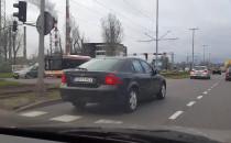 Awaria autobusu na Marynarki Polskiej...