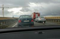 Wypadek na moście w Kiezmarku