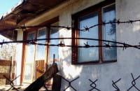 Opuszczone budynki na Jasieniu