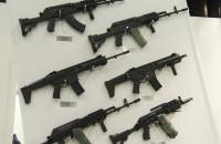 Broń i sprzęt na targach dla Policji i formacji bezpieczeństwa