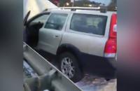 Zobacz skutki wypadku na Osowej