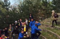 """Piłkarze Arki Gdynia zaprezentowali puchar na """"Górce"""""""