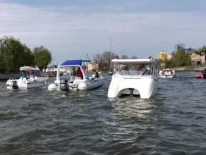 Gdańskie otwarcie sezonu żeglarskiego nad Motławą