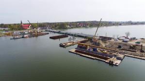 Budowa nowego mostu na Wyspę Sobieszewską