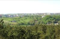 Orunia Górna - widok z wieży widokowej Kozacza Góra 2017