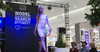 Casting FashionTv Model Search