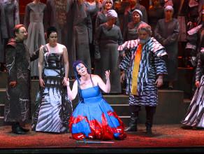 """Majestatyczny """"Nabucco"""" w Operze Bałtyckiej"""
