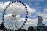 Koło widokowe w Gdyni już się kręci
