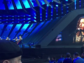 Michał Szpak na Polsat SuperHit Festiwal