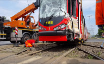 Ruch tramwajów we Wrzeszczu wciąż wstrzymany