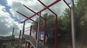 Budowa ozdobnych wiat na przystankach PKM w Gdyni