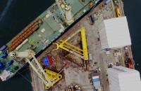 Podwodny system cumowniczo – załadunkowy w EPG