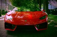 Sopot otworzył sezon: Lamborghini Huracan