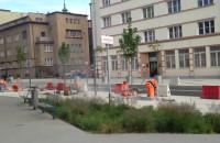 Poprawki po remoncie na Armii Krajowej w Gdyni