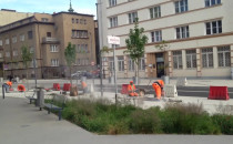 Poprawki po remoncie Armii Krajowej w Gdyni