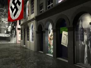 Wizualizacja wystawy w Muzeum II WŚ