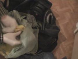Arsenał broni odkryty w gdańskich mieszkaniach
