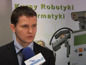 Robocamp produkuje roboty edukacyjne dla dzieci