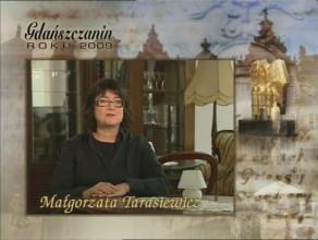 Gdańszczanin Roku - Małgorzata Tarasiewicz