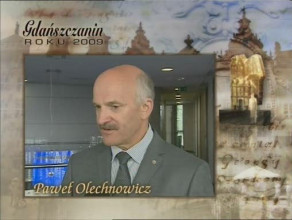 Gdańszczanin Roku - Paweł Olechnowicz