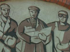 Rewitalizacja sali BHP w Stoczni Gdańskiej