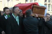 Pogrzeb Arkadiusza Rybickiego