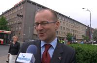 Maciej Lisicki o sprzedaży alkoholu