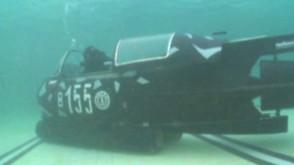 Fryzjer, który zrekonstruował łódź podwodną Błotniak