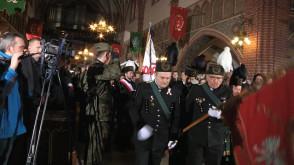 Uroczystość pogrzebowa Anny Walentynowicz