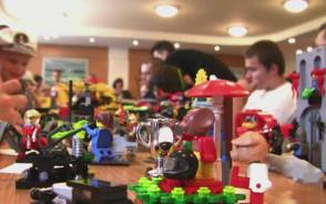Spotkanie fanów konstrukcji z Lego