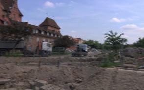 Wykopaliska archeologiczne w centrum Gdańska