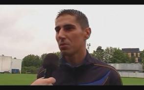 Wywiad z trenerem i piłkarzami Arki Gdynia