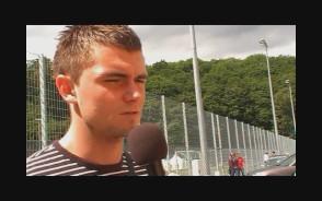 Wywiad z trenerem i piłkarzami Lechii Gdańsk