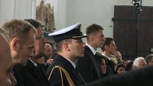 Uroczystość pogrzebowa Macieja Płażyńskiego