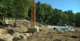 Budowa Nowej Opery Leśnej