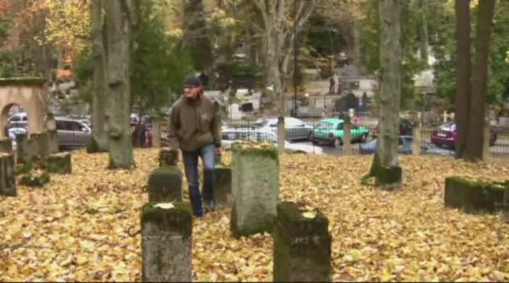 Trójmiejskie cmentarze.