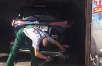 Mycie zewnętrzne auta