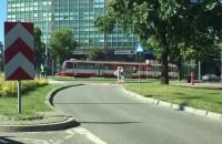 Coś się stało z tramwajami w centrum