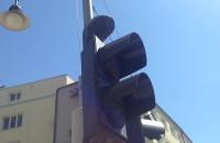 Dźwięki sygnalizacji świetlnej na pl. Kaszubskim w Gdyni