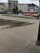 Awaria wyświetlaczy tramwajowych?
