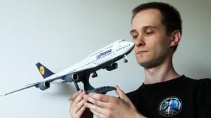 Modele samolotów pasażerskich