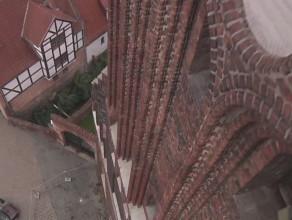 remont kościoła św Katarzyny