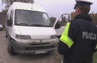 kontrola samochodow w Pruszczu