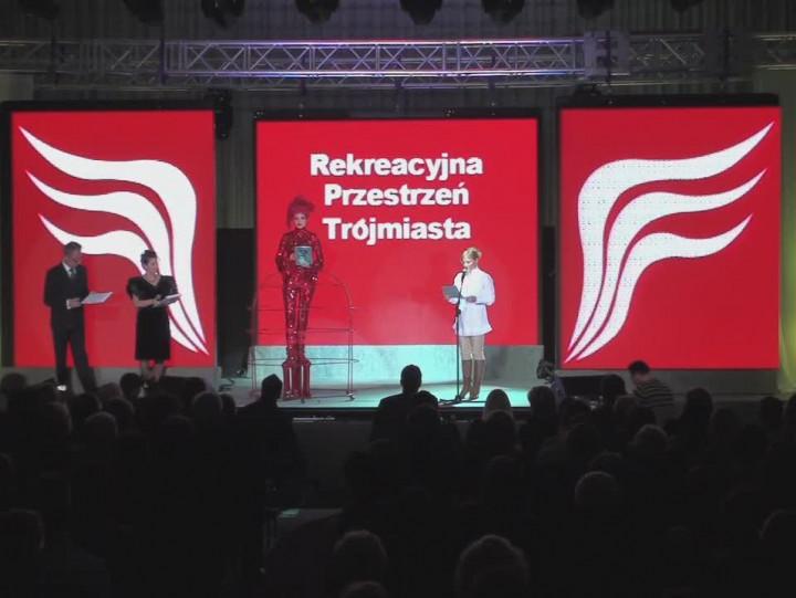 Gala Skrzydła Trójmiasta 2010.