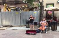 Koncert na koparkę i duet smyczkowy